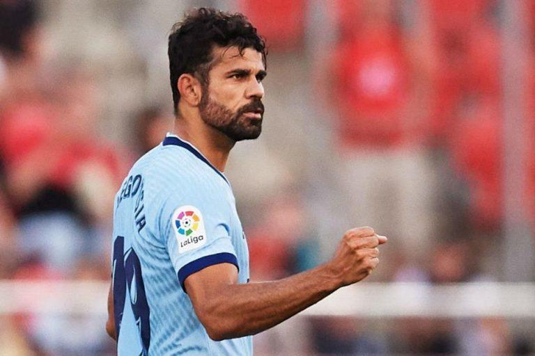 Diego Costa Akhiri Puasa Gol Setengah Tahun