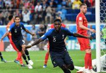 Dilanda Cedera, Samuel Umtiti Harus Tinggalkan Skuad Prancis