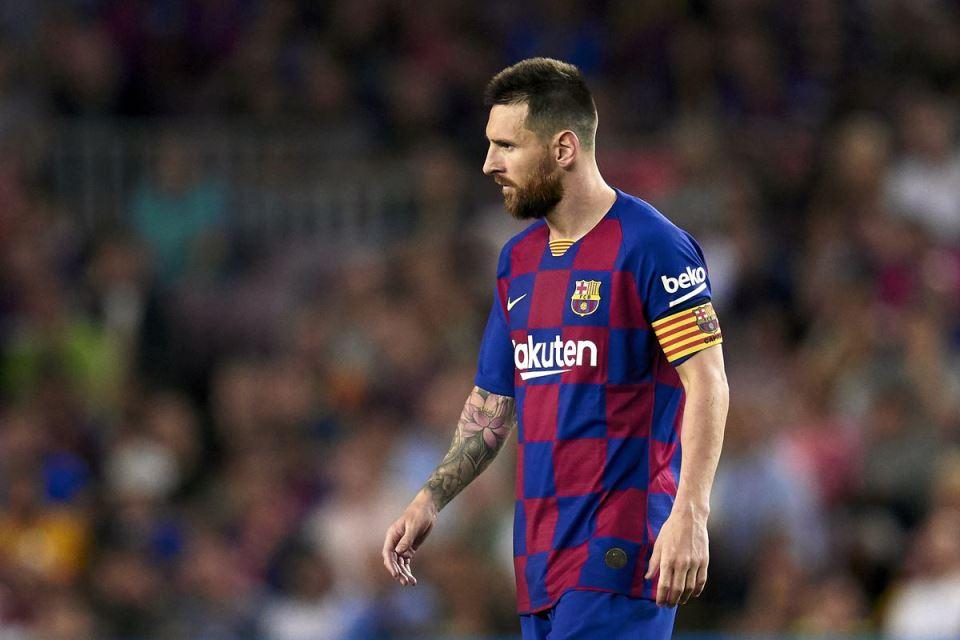 Diterpa Cedera, Messi Kemungkinan Absen di Dua Laga Kedepan