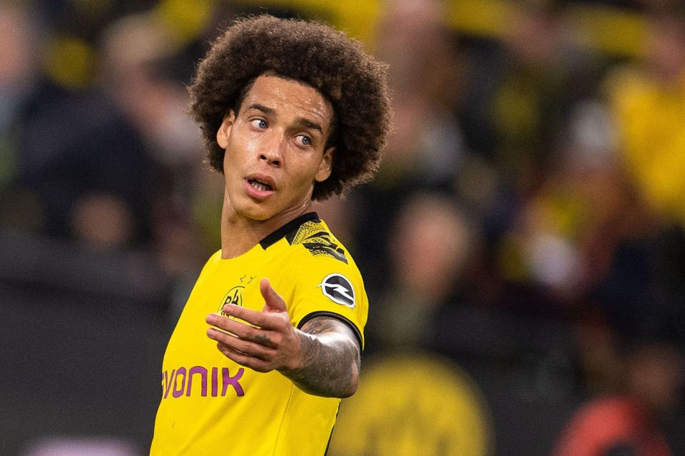 Dortmund Gagal Menang Lagi, Axel Witsel Tenang, Musim Masih Panjang