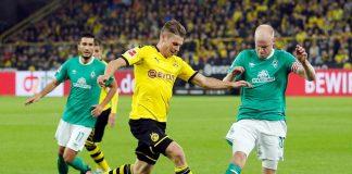 Jalani Laga Ketat Lawan Bremen, Dortmund Dipaksa Bermain Imbang 2-2
