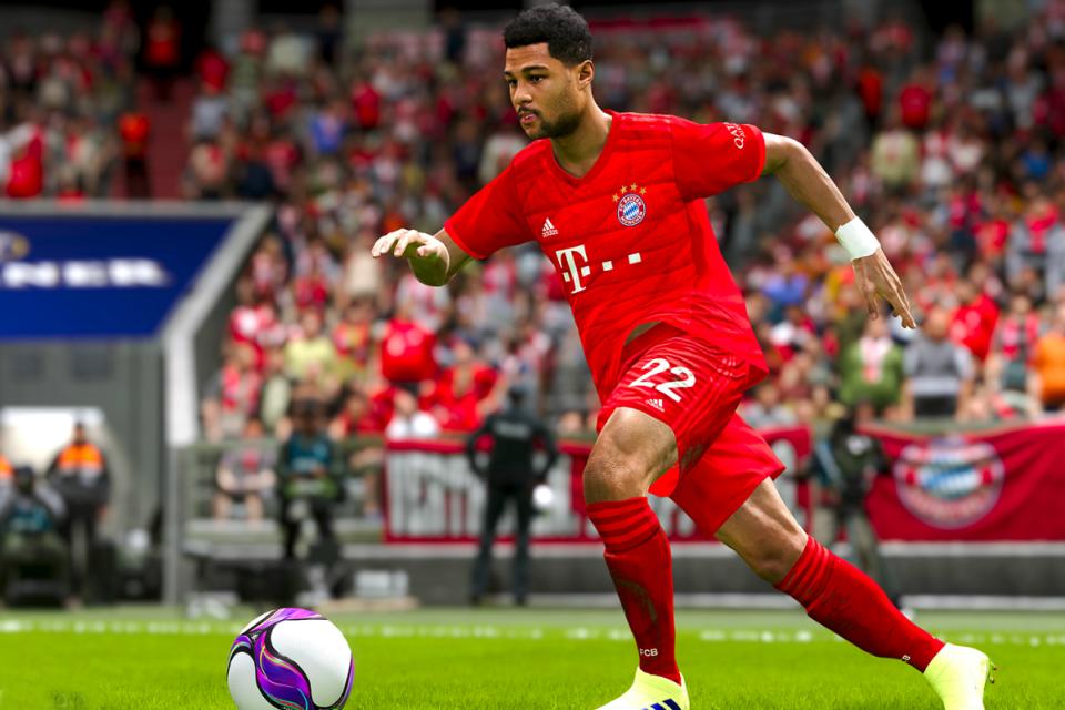 Begini Cara Dribbling Bola yang Baik di eFootbal PES 2020