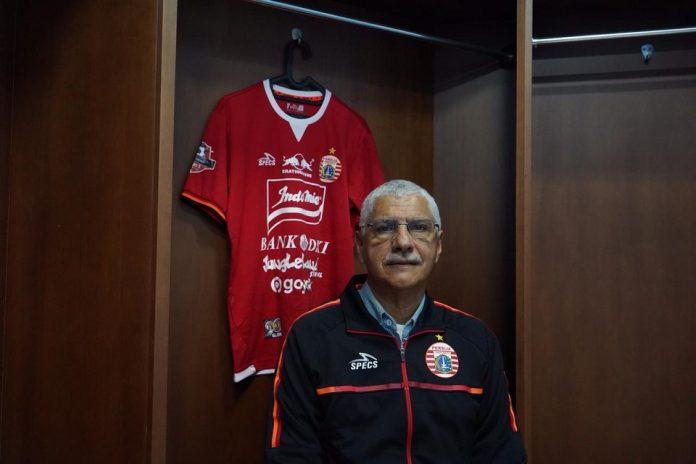 Inilah Profil dan Prestasi Pelatih Baru Persija!