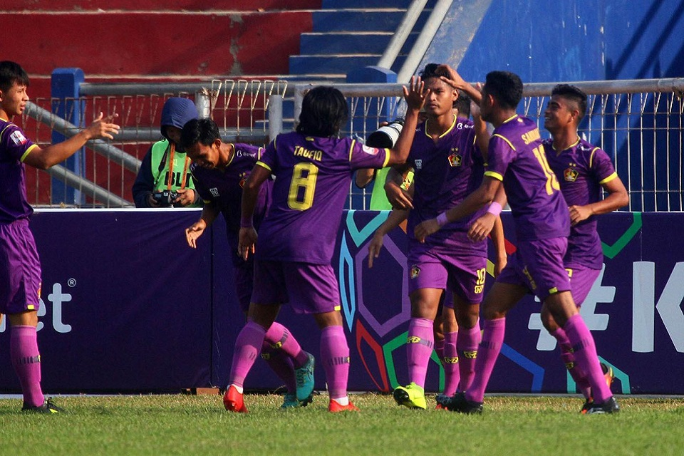El Loco Jadi Motivasi Septian Bagaskara Cetak Dua Gol ke Gawang PSIM Yogyakarta