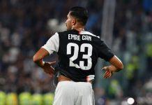 Dicoret Juventus, Emre Can Shock Bukan Kepalang