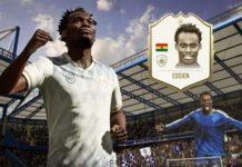 Essien FIFA 20 FUT Eks Persib