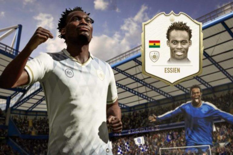 Eks Pemain Persib Jadi Ikon di FIFA 20 FUT