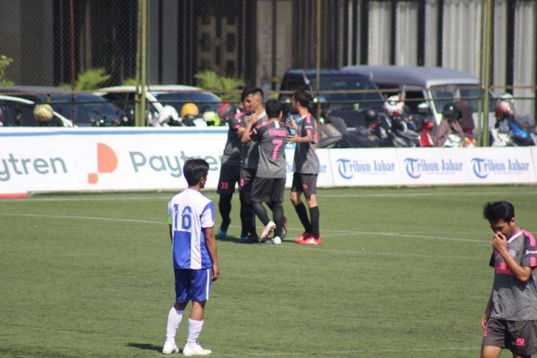 Kalahkan BNEB, Expolban Soccer Ramaikan Persaingan Papan Atas