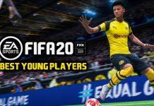 Wonderkid Terbaik yang BIsa dibeli di Career Mode FIFA 20