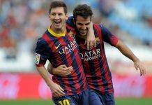 Fabregas Xavi dan Iniesta tidak Hebat, Tapi Beruntung Di Barcelona