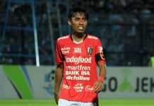 Fadil Sausu Sebut Gol Cantiknya Tuk Pendukung Setia Bali