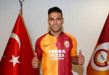 Falcao Resmi Tinggalkan AS Monaco Pindah ke Galatasaray