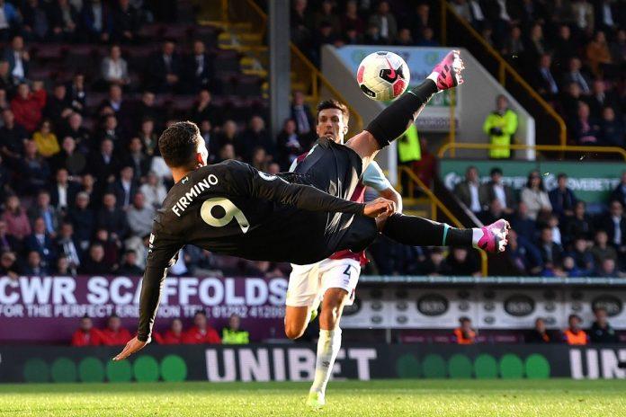 Sumbang Gol Lawan Burnley, Firmino Catat Sejarah di Premier League