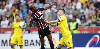 Gol Bunuh Diri Delaney Bikin Dortmund Gagal Menang Atas Frankfurt