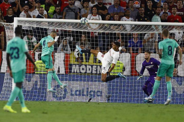 Gol Semata Wayang Benzema Bawa Madrid Benamkan Sevilla