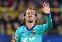 Griezmann Masih Butuh Adaptasi Dengan Messi dan Suarez