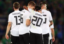 Hasil Euro 2020 Jerman Kalahkan Irlandia Utara 2-0