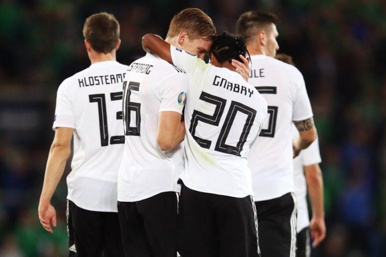 Hasil Euro 2020: Jerman Kalahkan Irlandia Utara 2-0
