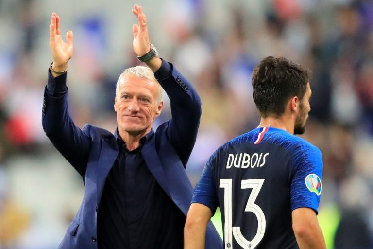 Hasil Kualifikasi Euro 2020: Prancis Gasak Andorra 3-0