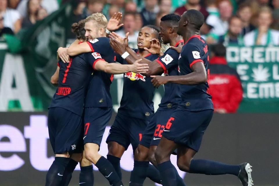 Hasil Lengkap Bundesliga Pekan Ke-5 RB Leipzig Masih Kokoh Di Puncak Klasemen