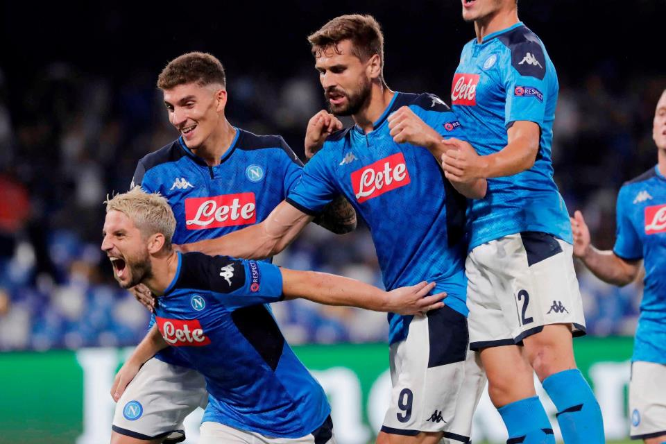Hasil Liga Champions Juara Bertahan Liverpool Takluk 0-2 Di Markas Napoli