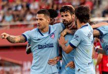 Hasil Liga Spanyol Atletico Menang 2-0 Atas Real Mallorca