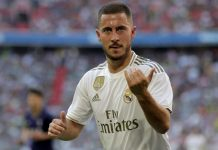 Hazard Akan Debut di Laga Madrid vs Levante