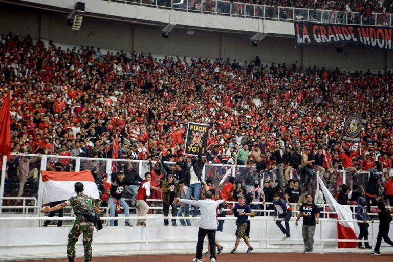 Rusuh Lawan Malaysia, PSSI Pasrah Didenda FIFA Rp 643 Juta