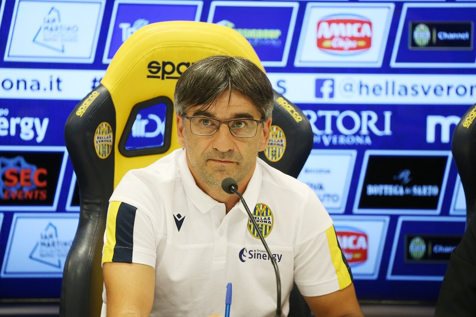 Pelatih Verona Siap Curi Poin di Turin