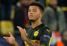 Sancho Bungkam Terkait Ketertarikan Manchester United