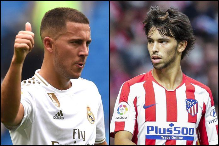 Joao Felix vs Eden Hazard di Derby Madrid, Siapa yang Unggul?