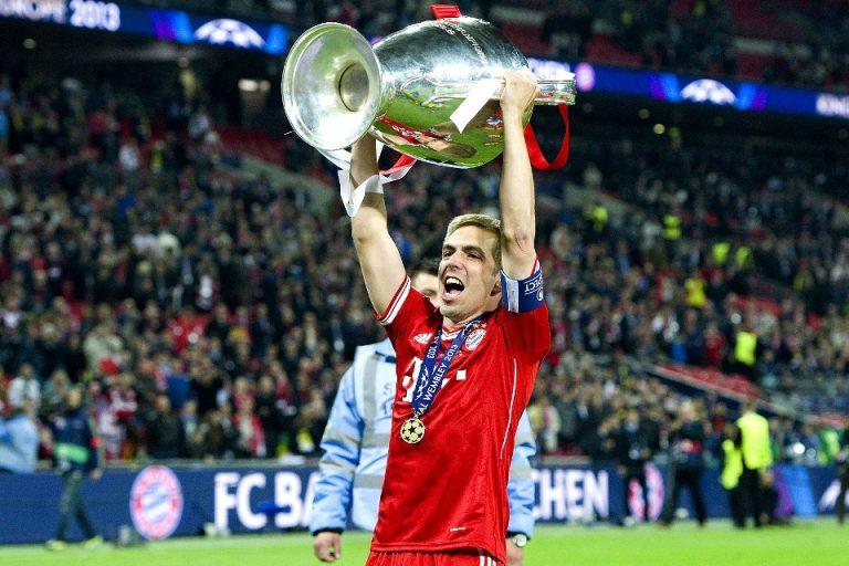 Jonjoe Kenny Pilih Philipp Lahm Bek Kanan Terbaik Dunia