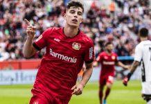 Kai Havertz Segera Teken Kontrak Jangka Panjang Di Leverkusen
