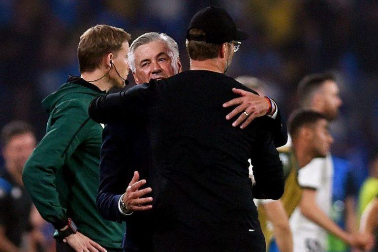 Usai Kalahkan Liverpool, Ancelotti Minta Klopp Tenang