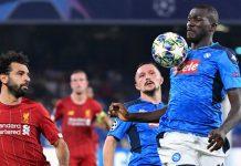 Dalam Laga Kontra Liverpool, Palang Pintu Napoli Sukses Tebus Dosa