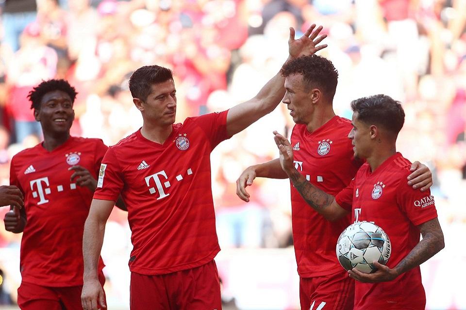 Alasan di Balik Optimisme Coutinho Menatap Karir di Bayern