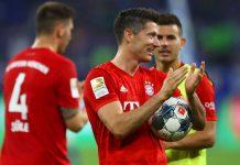 Lewandowski Buat Marah Direktur Bayern