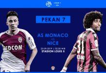 Prediksi AS Monaco Vs Nice