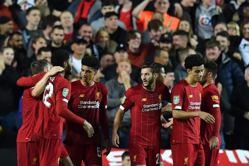 Liverpool Terancam Dicoret dari Piala Liga, Kenapa?