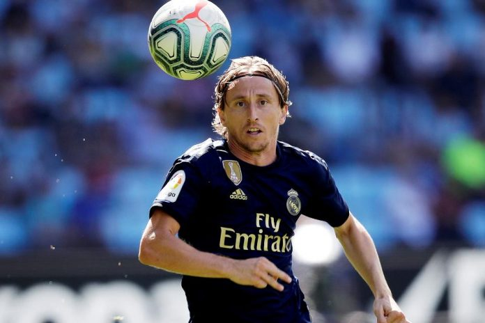 Badai Cedera Madrid Masih Berlanjut, Luka Modric Harus Menepi