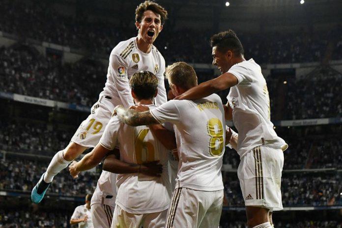Madrid Enggan Dicoret Dari Perburuan Gelar LaLiga 2019/20
