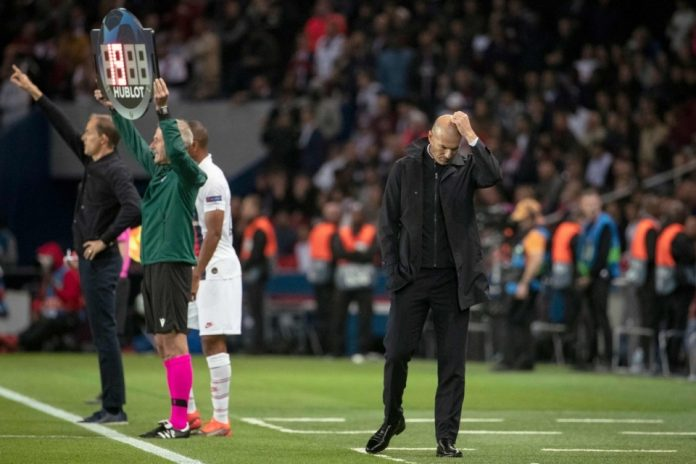 Laga El Clasico Bakal Menjadi Penentu Nasib Zidane!