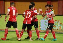 Madura United Puji Skema Serangan Balik Cepat Kalteng Putra
