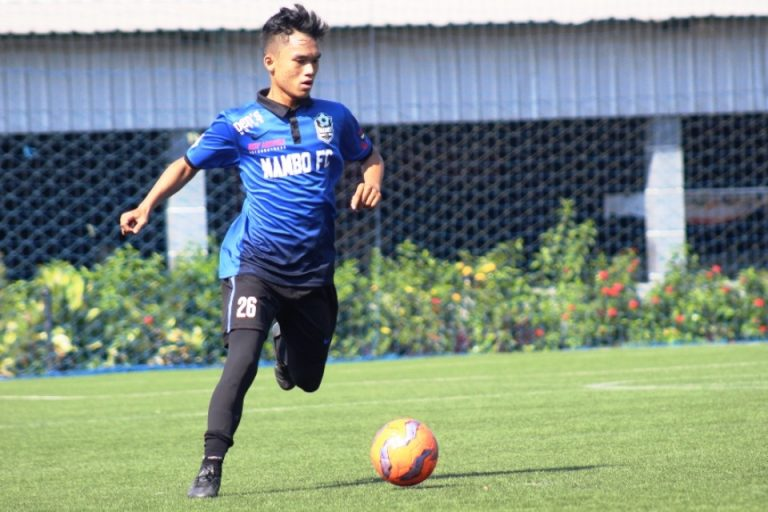 Bertarung Sengit, Expose Unggul Tipis Atas Mambo FC