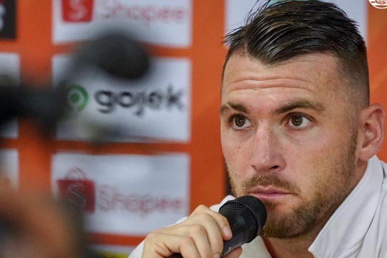 Pelatih Persija Ungkap Sosok Marko Simic