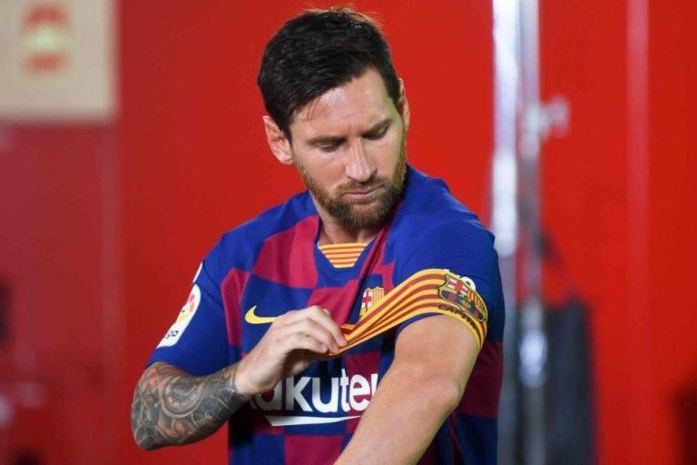 Messi Tegaskan Ingin Pensiun di Klub Ini