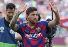 Masa Depan Messi
