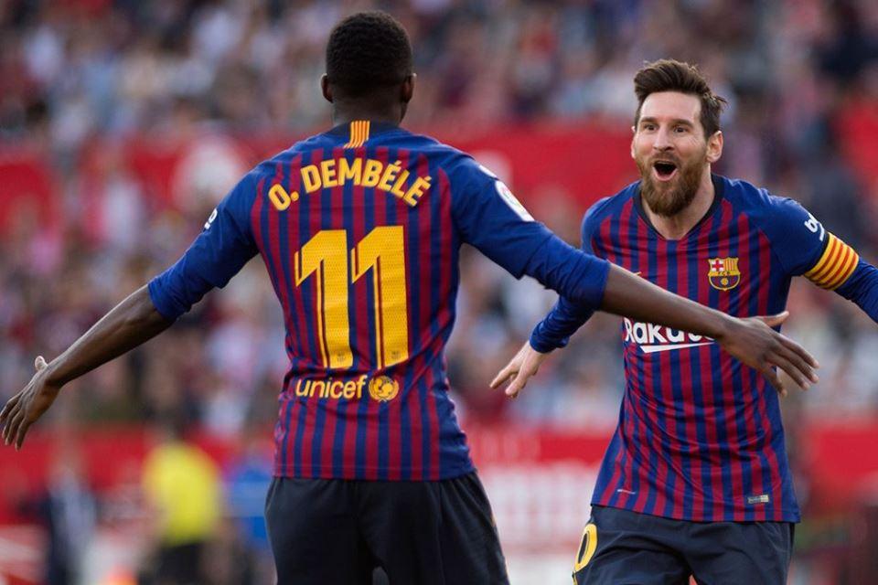 Messi Dembele