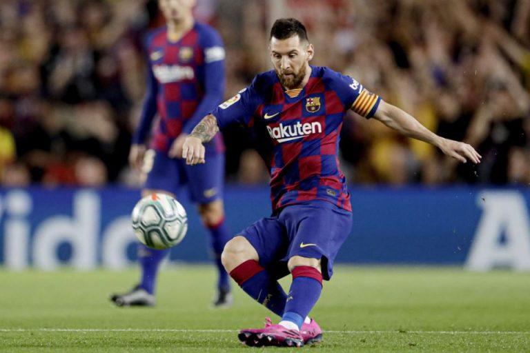 Bersama Messi, Rasio Kemenangan Barca Meningkat