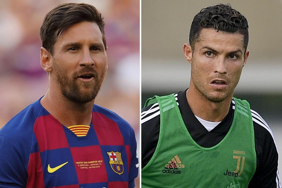 Giggs Sebut Ronaldo Lebih Baik dari Messi